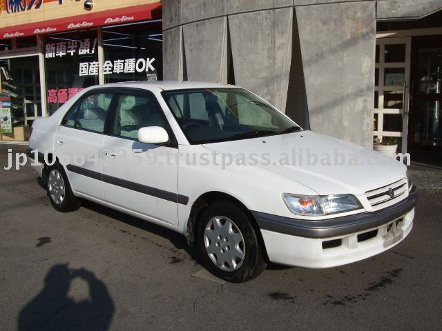 1997 used automobile Toyota Corona premio E-AT211 Right 50300km