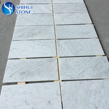Best Quality 24x24 White Carrara Marble Tiles