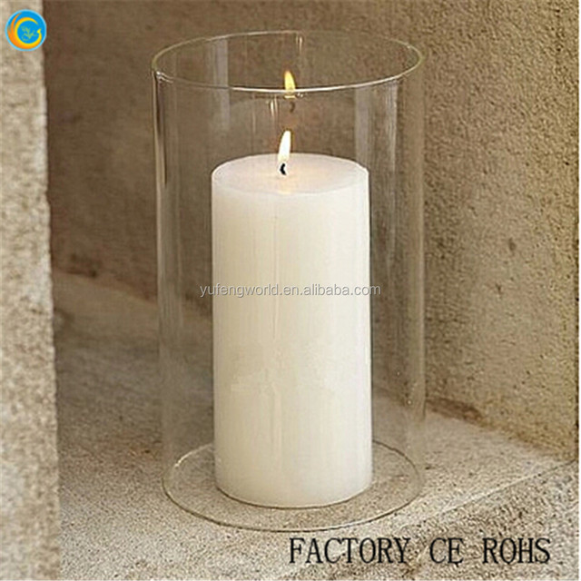 2017 Hot Selling Long Clear Crystal Glass Stem Tealight Candle Holder For Dcoration