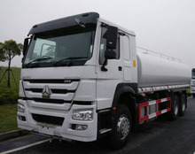SINOTRUK HOWO 6*4 336 HP 20000L/20cm3 water bowser truck