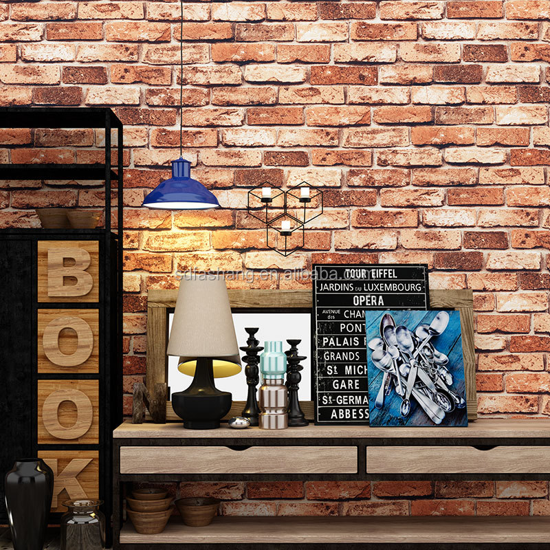 3d brick wall paper wallpaper home decoration wal coating