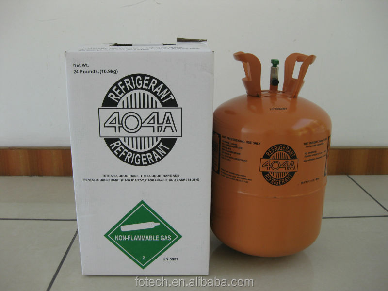 High purity mixed refrigerant gas R404a substitute for R502 with cheap price