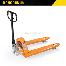 Good quality pallet truck with hand brake 2T 2.5T 3T 5T CE ROHS 21 DONGRUN brand