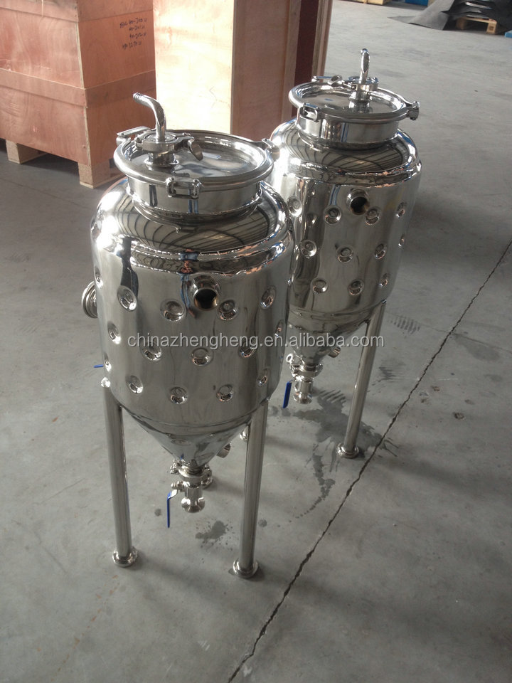 Fermenter Stainless 30L/Fermenter tank 30L Stainless Steel/Fermenter conical