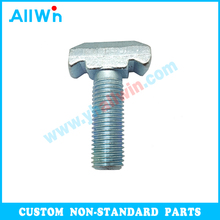 customized carbon steel hammer head t bolts