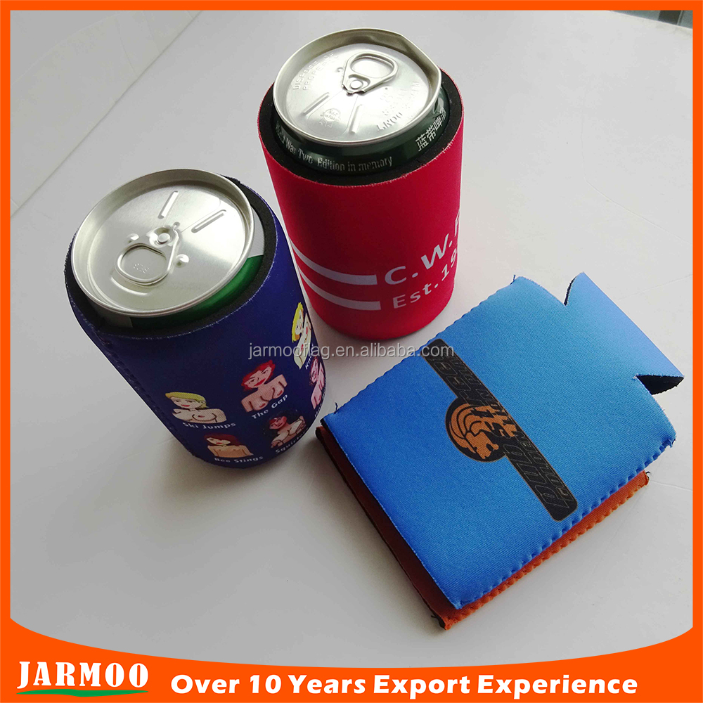 Factory directly promotional custom printed stubby holders