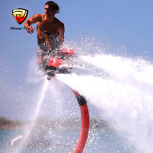 110mm high pressure red flyboarding hose for water sport