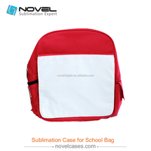 Sublimation Backpack For Children