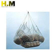 2017 New Product strong mesh cargo netting made by twist ropes