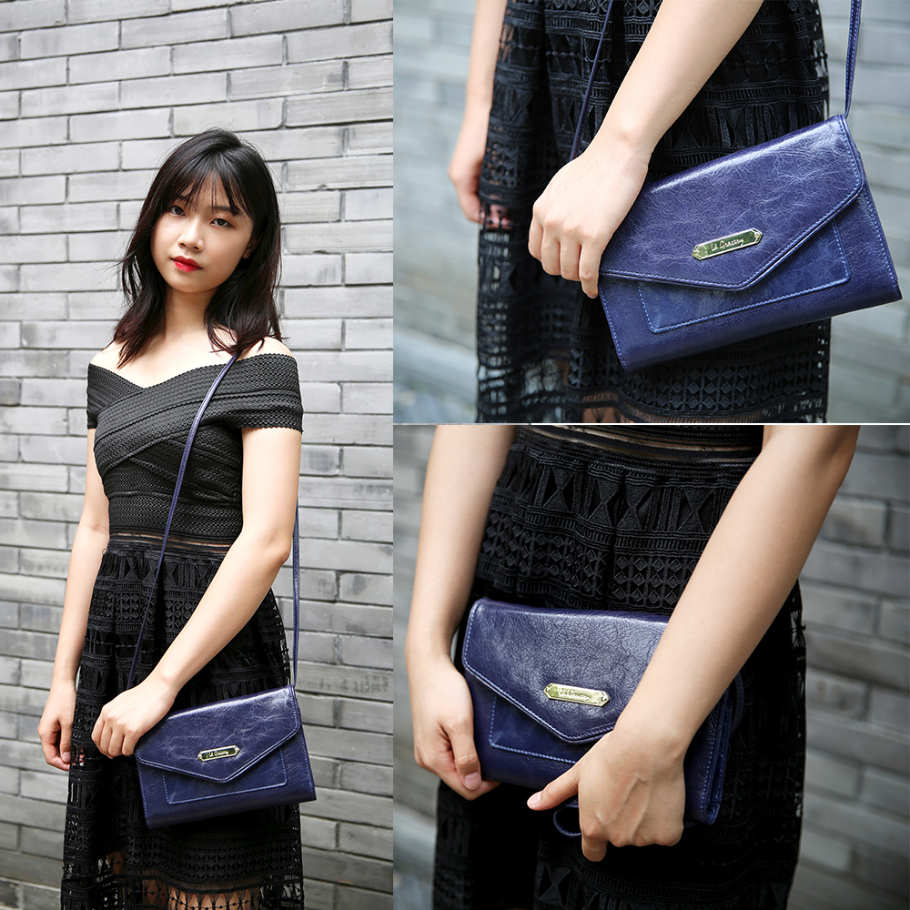 Manufacturer Hand Made Crossbody Bag OEM Sling Bag Women Quality Korean Fasion not Cheap Like Taobao Leather Handbag Ladies