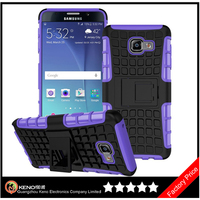 Keno 3 in 1 Hybrid Combo Cover Case for Samsung Galaxy Note 2 7100 Smart Case/PC+TPU+Silicon Combo Rugged Cover for Note 2