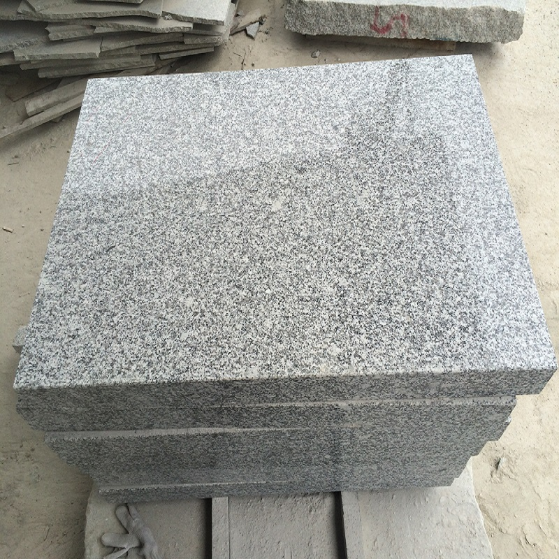 Polished Chinese grey granite G603