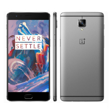 "Original Oneplus 3 One Plus Three 4G LTE Mobile Phone Snapdragon 820 Android 6.0 5.5"" FHD 6GB RAM 64GB ROM 16MP Fingerprint NFC"