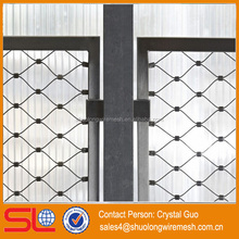 SW14 X-Tend2 stainless steel wire rope mesh pre-mounted frames Hebei Manufactory