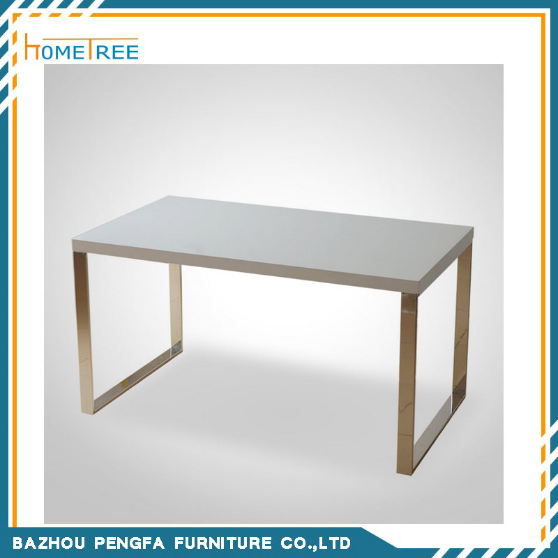 marble white plastic folding dining table and chairs set design