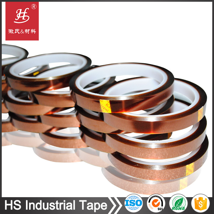 180C/400F-260C/500F Single or Double Sided Thermally Resistant Tape
