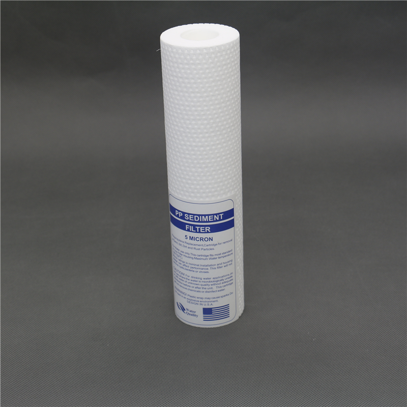 high quality 5 inch 0.1 micron water filter for school water