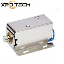 Mini Electric Latch Solenoid Electric Cabinet Bolt Lock