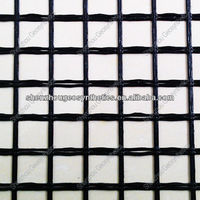 Warp Knitted Polyester Geogrid, SBR or PVC coated, pvc gratings