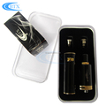 China suppliers e cigarette vapor starter kits electronic cigarette evod atomizer starter kit e-cig