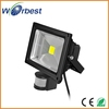 30W PIR Floodlight Outdoor Waterproof IP65 Wall Washers LED Floodlight AC220-240V
