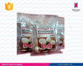 food grade transparent chocolate packaging bag