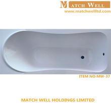 fiber rectangle large portable plastic bathtub...