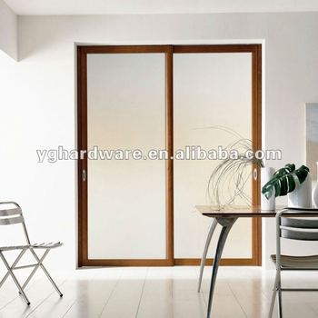 Interior double glass panels swing doors buy swing doors double swing door wooden swing door - Swinging double doors interior ...