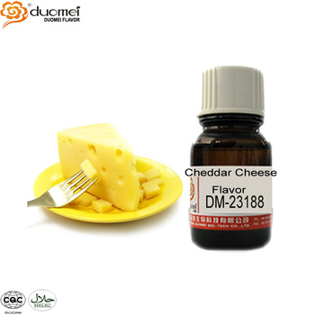 Concentrate Food Flavors Vape Liquid Cheddar Cheese Flavor