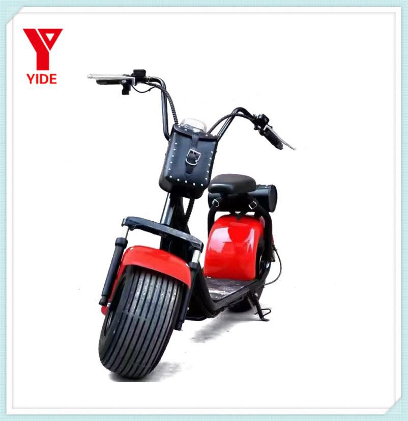 Wholesale Price Cheap 16inch Folding Fat Tire Bicycle Adult Electric Motorcycle