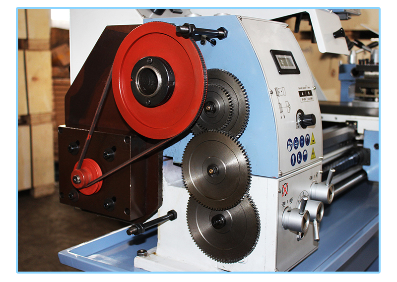 best price of dro lathe mill drill combo lathe with CE certificate