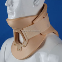 Made in China two-piece foam cervical immobilizer support collar