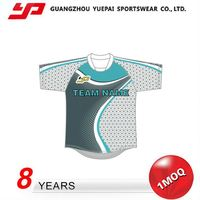 Newest OEM service sublimation digital printing football jersey printing Classic Football Shirt