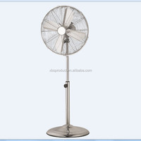 Air cooling National Pedestal Installation 18 '' Industrail stand fan
