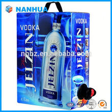 new arrival hot selling bag in box vodka on sale