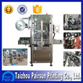 Automatic computer plastic bottle shrink sleeve labeling machine