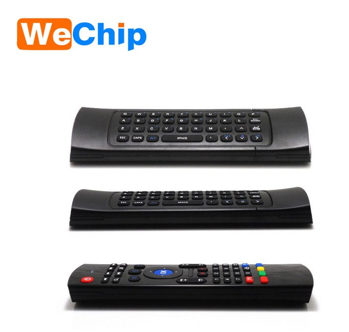 hot mx3 keyboard with voice for android tv box/pc Backlit Mouse MX3 air mouse remote controler