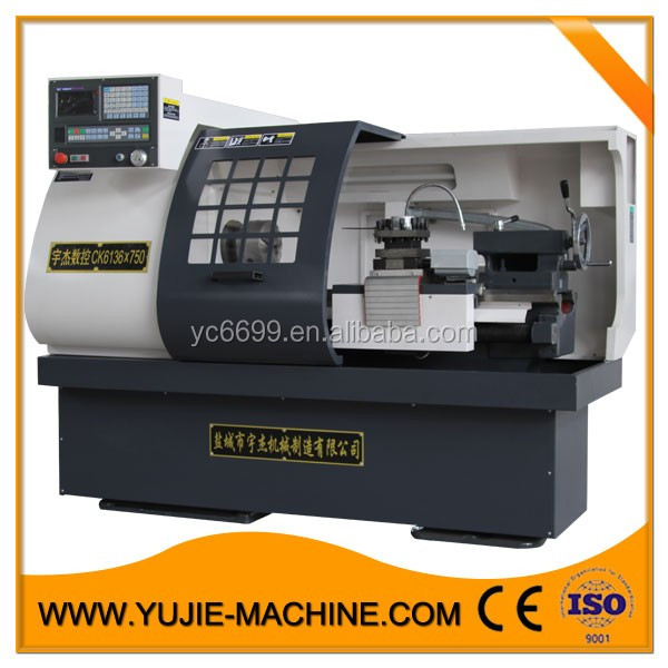 cnc lathes machine hobby for sale CK6136