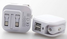 Rated Travel Adapter and Charger , colored cell phone super charger , All International Standard Cell Phone