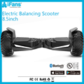 UL2272 Hands Free Hover Board Electric Two Wheels 8.5INCH 800W With Bluetooth