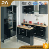 Modern Uv coating Kitchen Cabinets set With Quartz Countertop