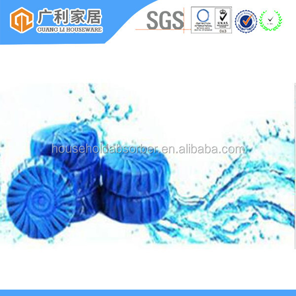 Wholesale crystals toilet bowl cleaner
