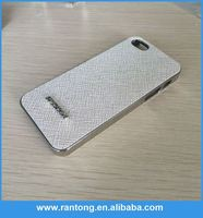 New product novel design for iphone5 wood finish phone case in many style