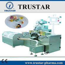 liquid fish oil gelatin soft capsule filling machine line