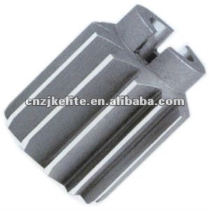 shell machine reamer