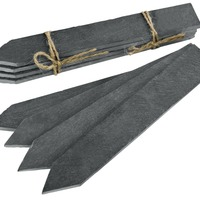 Home Decorative Slate Garden Marker Slate