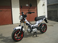 4-Stroke Engine Type and Gas Fuel 50cc motorcycle for sale