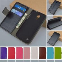 Original J&R Brand High Quality Flip Pouch Leather Cover For Samsung Galaxy S4 mini i9190 Case Classic Design Free Shipping