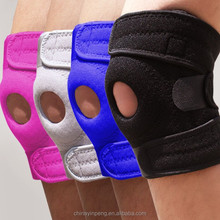 Adjustable Neoprene hinged knee brace support belt with Knee Replacement,Non-Slip Protective Strap with hole
