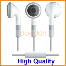 High Quality For iPhone 4 4s 5 6 Earphone Headset With Microphone